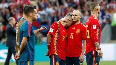 España cae contra Rusia en los penaltis y queda eliminada del mundial