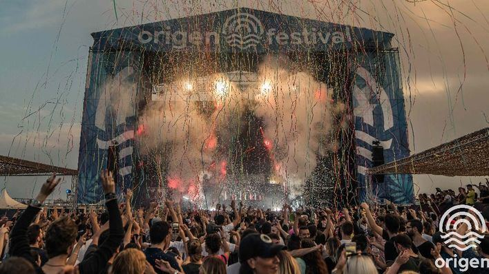 El Row, la fiesta más divertida de Origen Festival llega a Mallorca