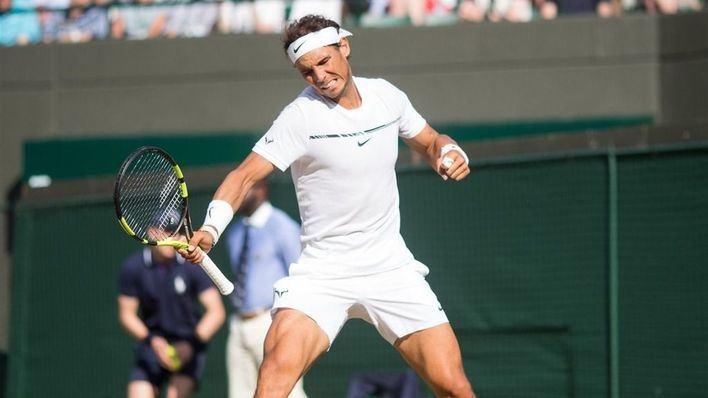 Nadal se mantiene número uno antes de afrontar este martes Wimbledon