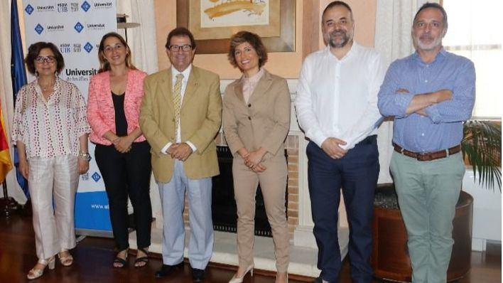 Iberostar y la UIB fomentan la investigación en ecología marina