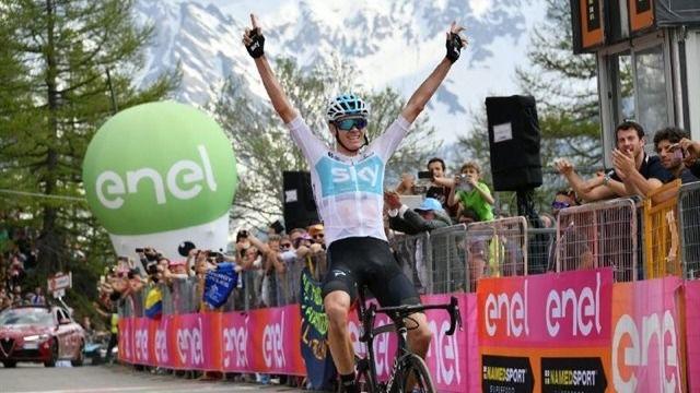 La UCI absuelve a Froome y podrá disputar el Tour