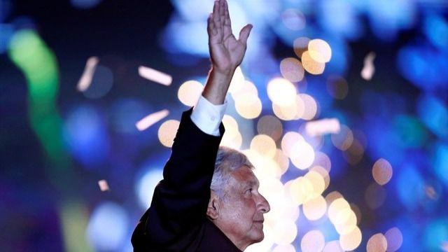 López Obrador dice que 'tenderá la mano' al Gobierno de Trump