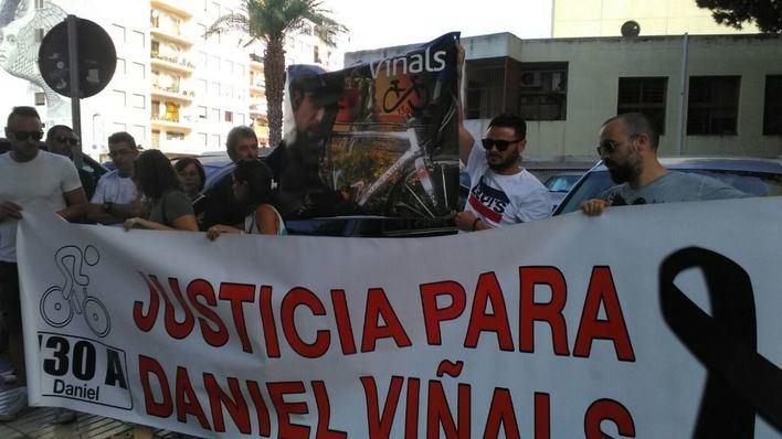 Comienza el juicio contra el conductor que arrolló en Ibiza a un ciclista