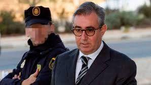 La Audiencia de Palma deniega la suspensión de la pena que solicitó Diego Torres