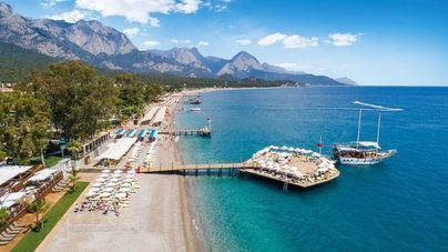 Reino Unido y Alemania disparan un 80 por ciento sus reservas de sol y playa en Turquía