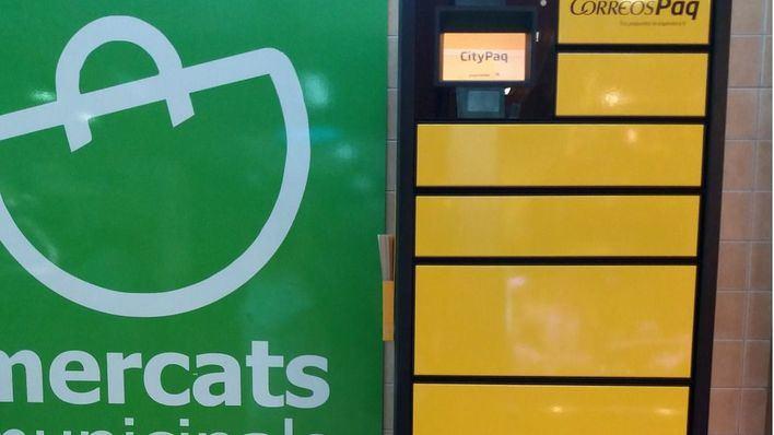 Correos implanta nuevos dispositivos CityPaq en Palma