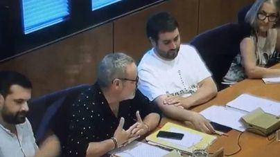 Estrategia política en Calvià: 'Pues pínchale las ruedas'