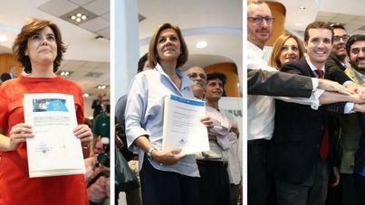 Más de 2.800 afiliados de Balears votan este jueves al candidato a presidir el PP nacional