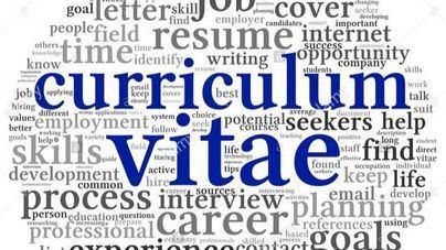 Cómo realizar un buen curriculum vitae