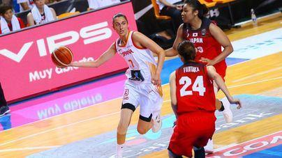 La Selección Femenina de Alba Torrens gana por 87-81 a Japón en Son Moix