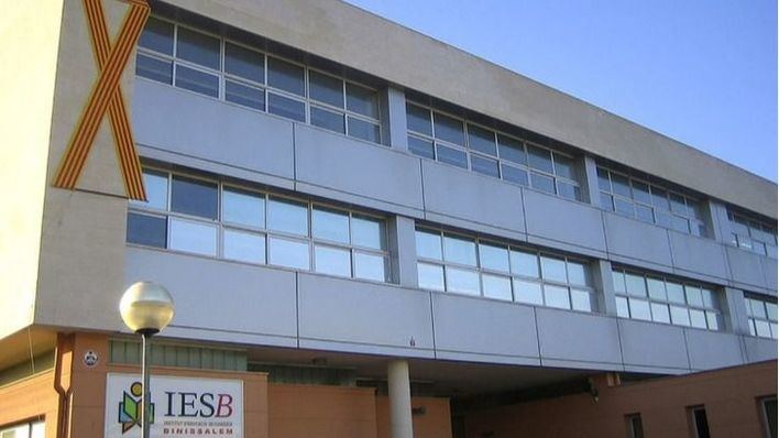 Destinan 2,3 millones a reformar los institutos de Binissalem y Campos