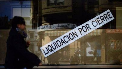 Los concursos empresariales descienden un 7 por ciento en Balears