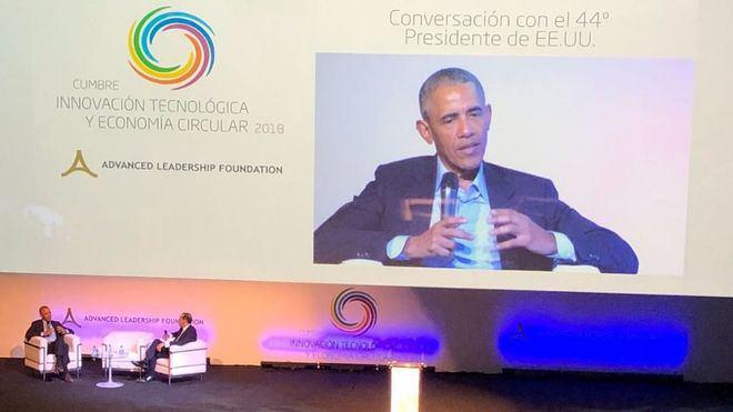 Presencia balear en la Cumbre de Innovación Tecnológica y Economía Circular liderada por Obama