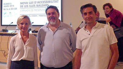 Unos cien arquitectos y técnicos participan en una formación sobre la nueva ley de accesibilidad