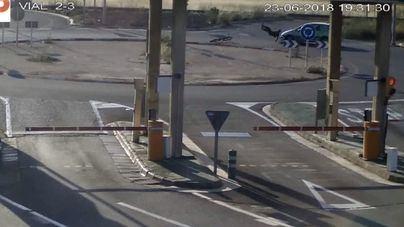 La Guardia Civil detiene a un hombre de 36 años por arrollar a un ciclista y darse a la fuga