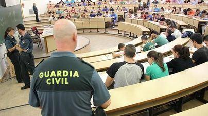404 opositores se presentan a las pruebas para el acceso a la Escala de Cabos y Guardias de la Guardia Civil