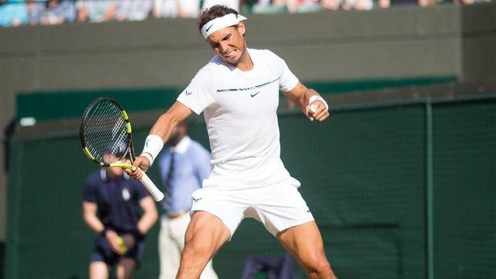 Nadal vence a De Miñaur y se clasifica para los octavos de final de Wimbledon