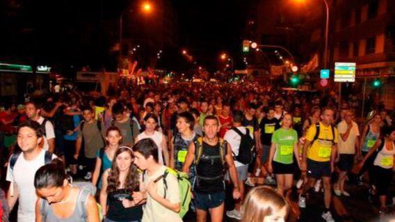 Suspenden la marcha des Güell a Lluc a Peu por falta de fondos para sufragar los gastos de seguridad