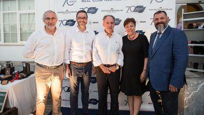 Más de 500 socios soplan las velas en el 70 aniversario del RCNP