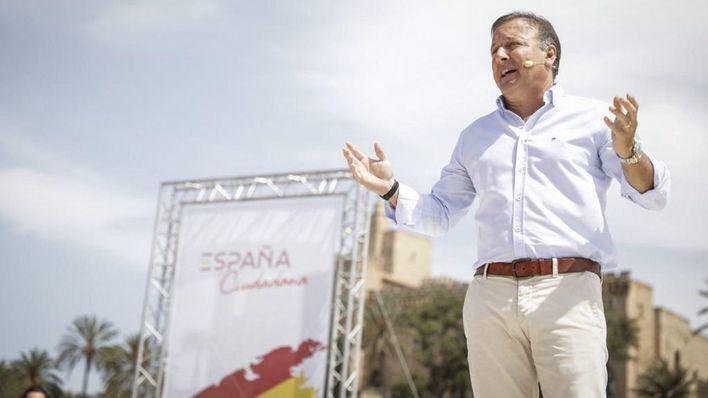 Mesquida defiende el patriotismo 'integrador' frente al nacionalismo que cae en el 'resentimiento' y la 'rivalidad'