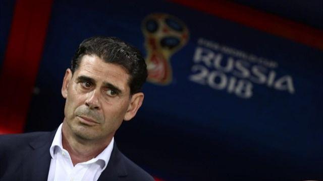 Fernando Hierro dimite como director deportivo de la Federación
