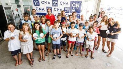 Los regatistas del CNA arrasan en el Trofeo Renault Llucmajor
