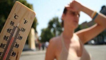 Mucho calor en Mallorca, con temperaturas cercanas a los 38 grados en el centro de la isla