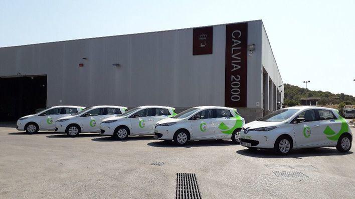 Calvià 2000 adquiere cinco nuevos coches eléctricos
