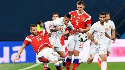 Los rusos esnifaron amoníaco en el Mundial ante España y Croacia