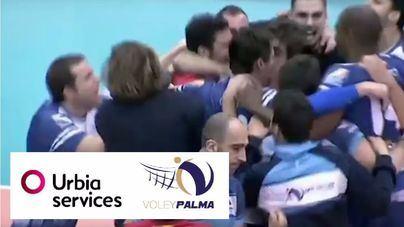 El Voley Palma contará con el patrocinio de Urbia una temporada más