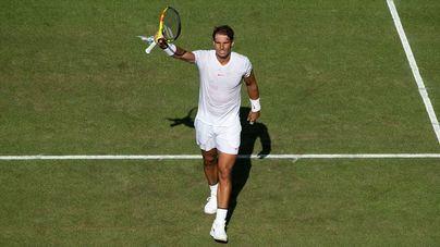 Nadal, Federer y Djokovic, a cuartos sin ceder un set