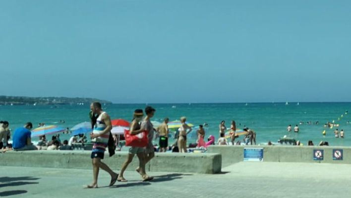 La Policía Nacional detiene a siete personas 'in fraganti' en una noche en Playa de Palma