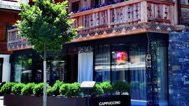 Grupo Cappuccino abre uno sus cafés en los Alpes suizos