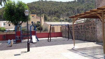 Andratx mejora varios de los parques infantiles de municipio