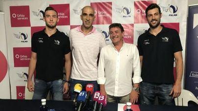 El Voley Palma arranca la temporada con el patrocinio de Urbia