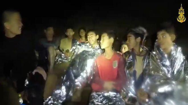 Hollywood hará dos películas sobre el rescate de los niños de Tailandia