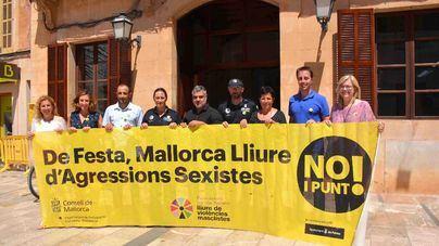 Santanyí se suma un año más a la campaña 'No i punt'