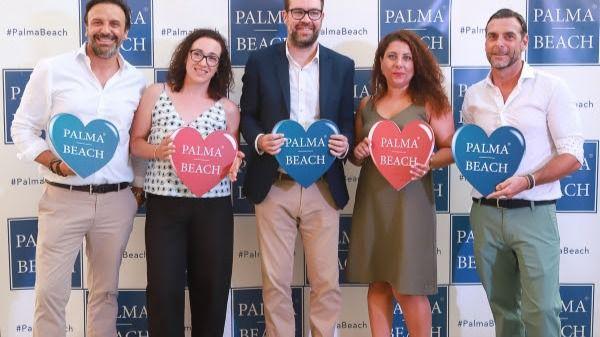 Noguera define a Palma Beach como 'ejemplo de la apuesta por la calidad y el turismo con valor añadido'