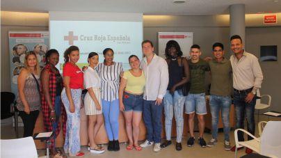 Creu Roja atiende a más de 230 jóvenes a encontrar empleo en 2017
