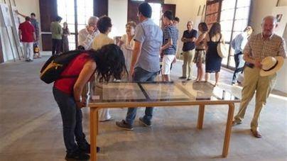 Dedican al arquitecto Pere Garau una exposición con dibujos originales