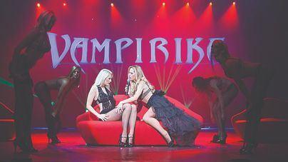 Gran estreno de espectáculo erótico 'Vampirika' de Son Amar