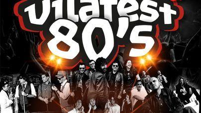 """Llega a Vilafranca la mejor música de los 80 con el """"Vilafest 80's"""""""
