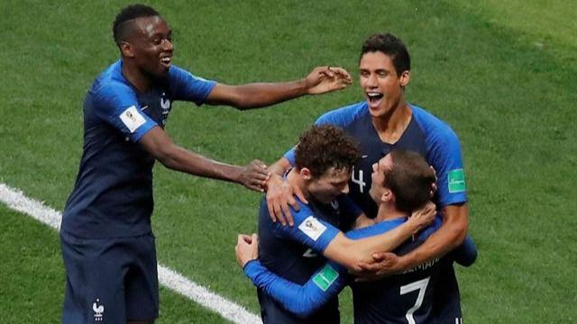 Francia, campeona del mundo tras ganar (4-2) a Croacia en Moscú