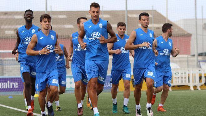 Arranca la pretemporada para el Atlético Baleares