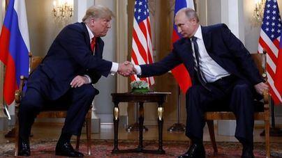 Trump augura una 'relación extraordinaria' con Vladimir Putin
