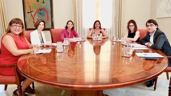 La ministra Maroto compromete inversiones y nuevos convenios turisticos para Balears