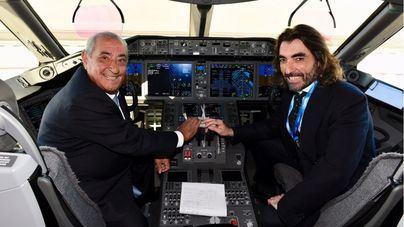 Javier Hidalgo se hace con el 10 por ciento de Air Europa