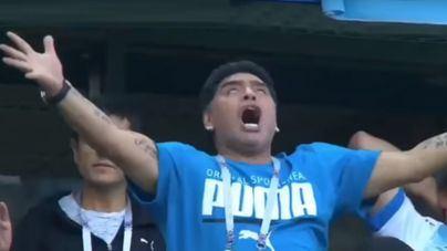 Nombran presidente del Dynamo de Brest a Maradona por tres años