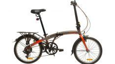 Decathlon retira dos modelos de bicis por un fallo con el plegado