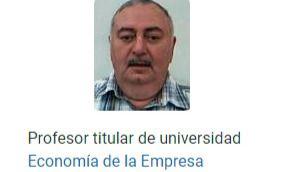 Muere Carlos José Pomar, profesor de Economía de la Empresa de la UIB